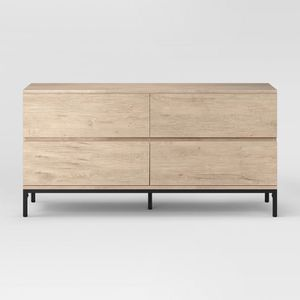 Loring 4 Drawer Dresser - Project 62™ New Whether you're revamping your bedroom or simply adding to your modern aesthetic, this Loring 4-Drawer Dre for Sale in Arcadia, CA