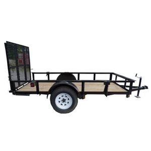 Utility trailer, 5x8 for Sale in Pflugerville, TX