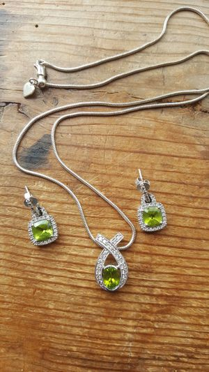 NECKLACE and earnings for Sale in Whitehall, MT