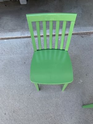 Pottery barn kids chairs for Sale in Arvada, CO