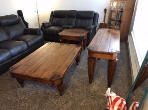 Coffee Table, TV Table & Corner Table for Sale in Portland, OR