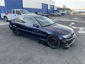 2004 BMW 325I 2 door coupe for Sale in Stockton, CA