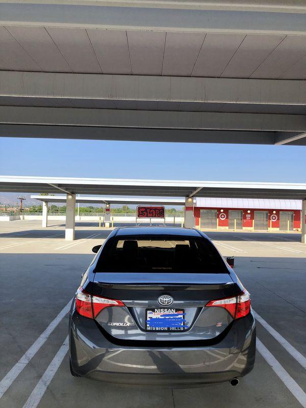 Toyota Corolla S Plus