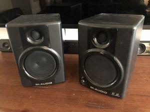 M-AUDIO AV40 Studiophile Active Monitor Speakers for Sale in Nashville, TN