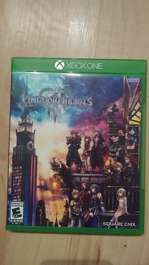 Kingdom Hearts Xbox One for Sale in Hayward, CA