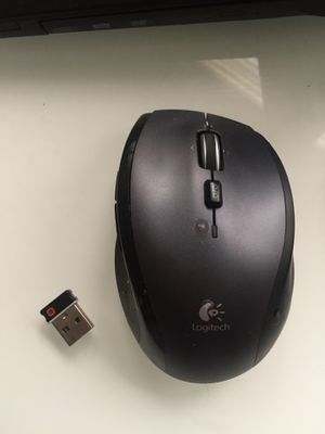 Logitech wireless mouse & unifying usb receiver for Sale in Alexandria, VA
