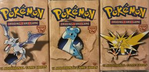 *** COMPLETE POKEMON 1st EDITION FOSSIL COLLECTION *** for Sale in Henderson, NV
