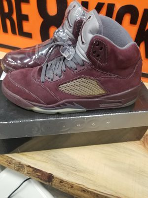 Jordan Retro 5 burgundy for Sale in Phoenix, AZ