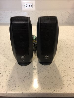 Logitech S120 2.0 Stereo Speakers / computer speaker for Sale in Vancouver, WA