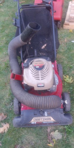 Leaf vac for Sale in West Haven, CT