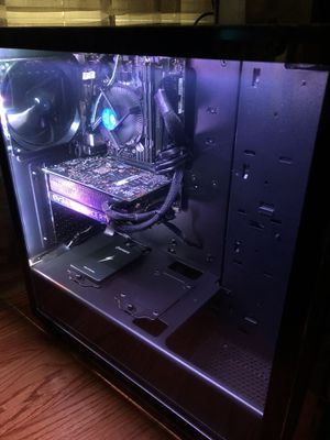 RGB Gaming Desktop, i7, RTX 2060, 16gb RAM and SSD with Windows 10 Pro for Sale in Blacksburg, VA