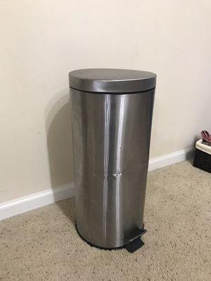 Trash can for Sale in Herndon, VA