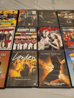 DVDs Friday, Superbad, Batman, Etc. for Sale in El Paso,  TX
