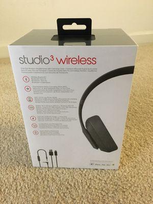 Beats Studio3 Wireless headphones for Sale in San Jose, CA
