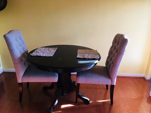 Kitchen Table With Chairs for Sale in Fairfax, VA