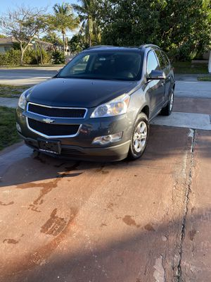 2012 CHEVROLET TRAVERSE LT AWB PERFECT CONDITION for Sale in Hialeah, FL