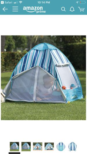 One Step Ahead Sun pop up tent for Sale in Fort Myers, FL