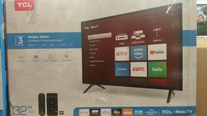 """32"""" TCL ROKU TV for Sale in Colton, CA"""