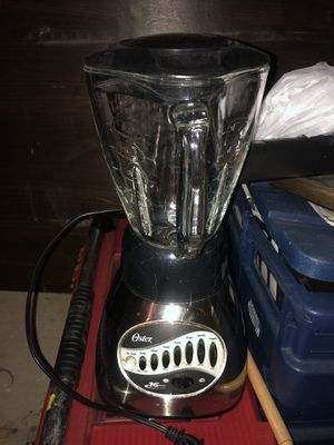 Oster glass blender for Sale in Alexandria, VA
