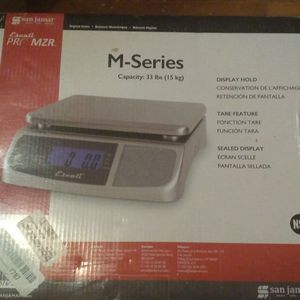 Brand New /Grey Scale / Food Scale for Sale in Portland, OR