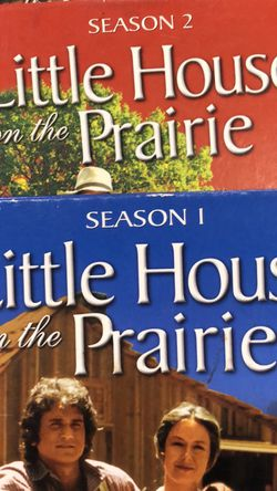 Little House On The Prairie seasons 1-3 (used/good Condition) for Sale in Conroe,  TX