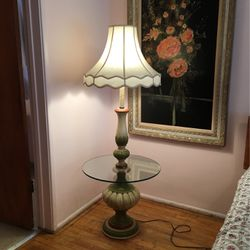 Mid-Century Floor Table Lamp Vintage 60's for Sale in Long Beach,  CA
