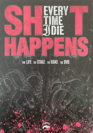Every Time I Die - Shit Happens - tour documentary / dvd for Sale in Orlando, FL