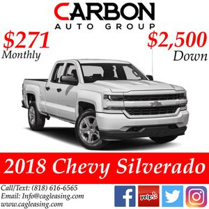 Chevy Silverado 1500 Lease Special! for Sale in West Hollywood, CA