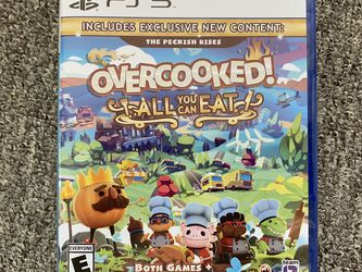 New Overcooked! All You Can Eat for PlayStation 5 for Sale in Lynnwood,  WA
