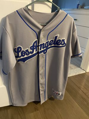 Los Angeles Dodgers Jersey Large Baseball for Sale in Hamden, CT