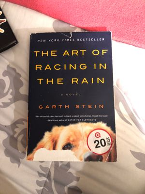 The art of racing in the rain Garth Stein for Sale in Akron, OH