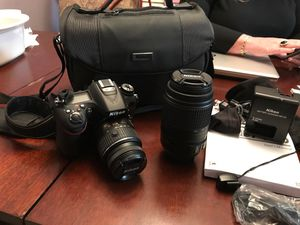 NIKON D7100 for Sale in Porter, TX