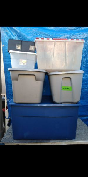 Storage containers and bins for Sale in Garden Grove, CA