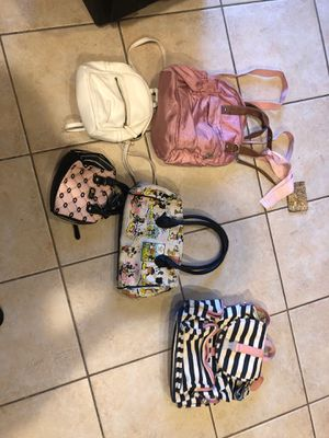 Backpack purses for Sale in San Diego, CA