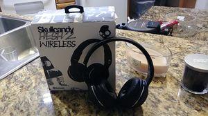 💀SKULLCANDY WIRELESS HEAD PHONES for Sale in Fort Lauderdale, FL