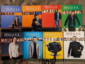 House seasons 1-8 for Sale in Houston, TX