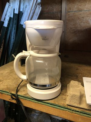Rival Coffee Maker for Sale in Alvarado, TX
