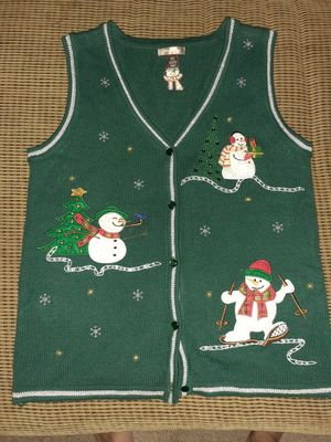 Christmas Sweater & Vest for Sale in Marietta, GA