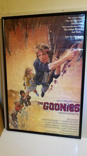 Goonies picture for Sale in Fresno, CA