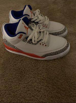 Jordan 3 sz8 for Sale in Fairburn, GA