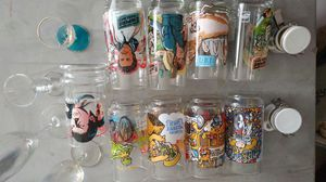 Assorted Collectible glasses for Sale in Las Vegas, NV