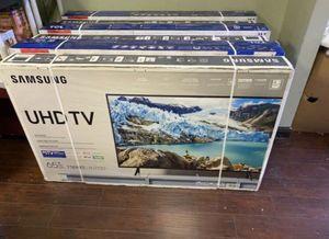 "65"" Samsung UHD LED Smart 4K tv for Sale in Bloomington, CA"
