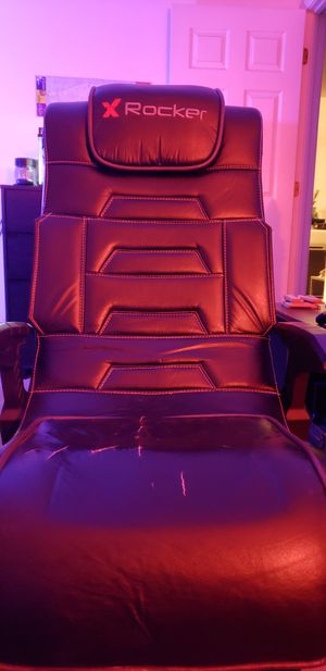 XRocker Gaming Chair for Sale in Decatur, IN