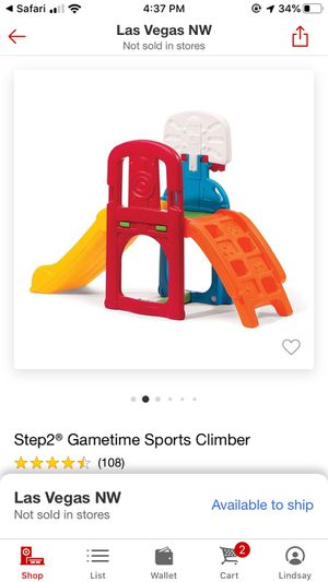 Toddler play set for Sale in Las Vegas, NV