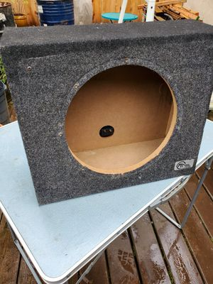 """Single 12"""" Sub Box for Sale in Woodburn, OR"""