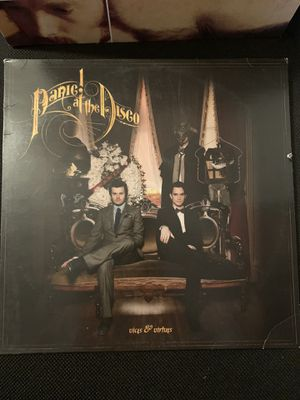 """Panic! at the Disco """"vices & virtues"""" Record for Sale in Lexington, KY"""