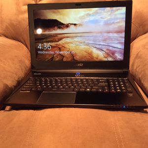 MSI GS65 Stealth Gaming LapTop for Sale in Pico Rivera, CA