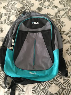 Fila filatech backpack for Sale in Greensboro, NC