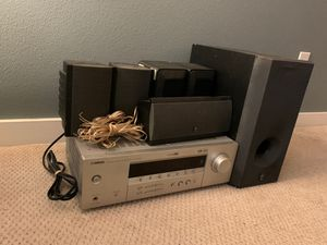 Yamaha Stereo Amplifier for Sale in Dallas, TX