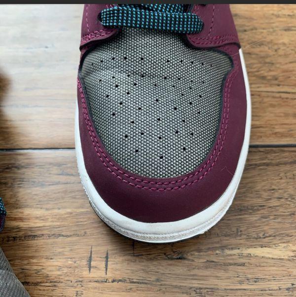 Nike Air Jordan 1 High Top Sneakers